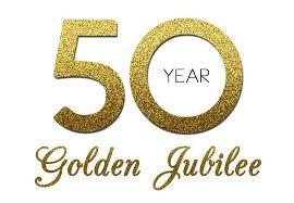 Golden jubilee
