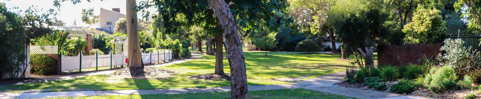 Crestwood Estate Gardens