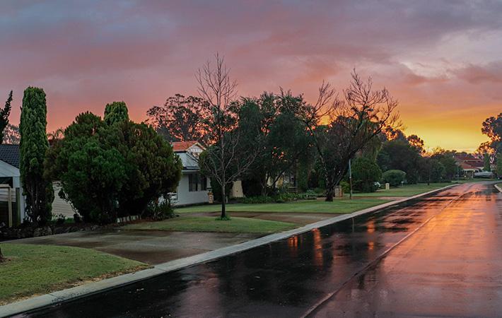Sunset Crestwood Estate