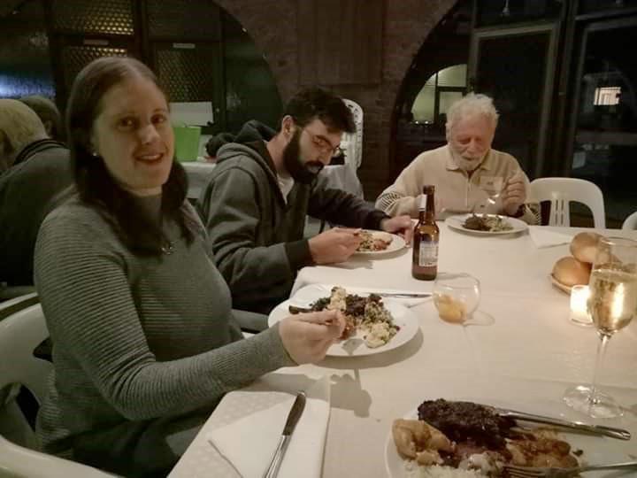 Pot Luck Supper May 2019